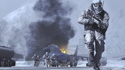 It looks like a Call of Duty: Modern Warfare 2 campaign remaster is coming to PS4