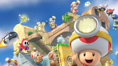 Toad is the Worst Character in Captain Toad Treasure Tracker