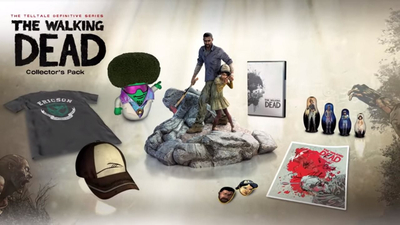 Skybound Announces The Walking Dead: The Telltale Definitive Series Release