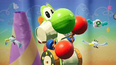 Yoshi's Crafted World: Check Out Some of the Unlockable Costumes – IGN First