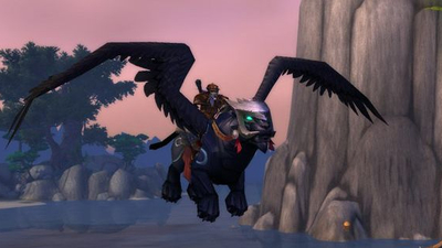World of Warcraft's next patch to add customizable mount abilities