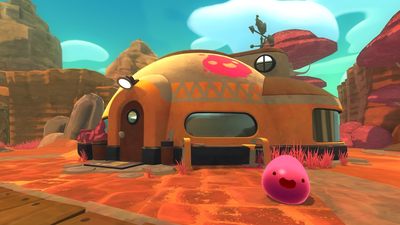 Slime Rancher is free right now on the Epic Games Store
