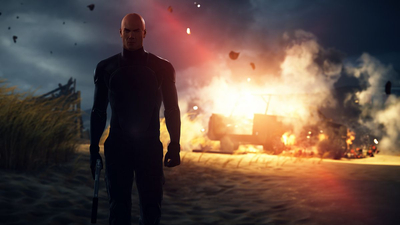 Hot damn, Hitman 2's 2019 roadmap promises a new level set in a bank