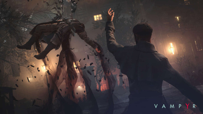 Vampyr Sells 1 Million Copies, As Dev Signs Deal For Ambitious New Game