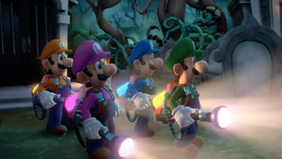 Luigi's Mansion 3: New ScreamPark Mode Announced - IGN