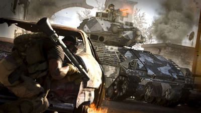 Modern Warfare Multiplayer Hands-On: Rebuilding Call Of Duty From The Guns Up - GameSpot