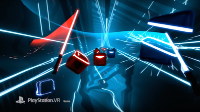 Beat Saber leads October's PlayStation Store VR charts