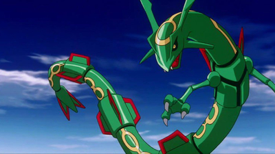 Pokemon GO Announces Special Rayquaza Raid Weekend