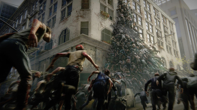 World War Z hands-on — More to do than just shooting zombie swarms