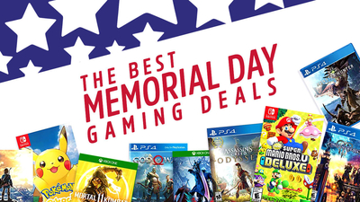 The Best Memorial Day Game Deals For Switch, PS4, Xbox One, And PC