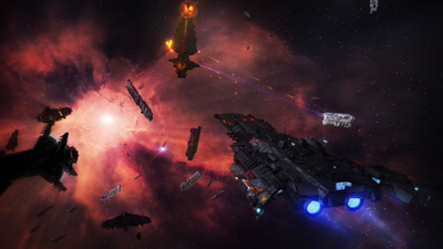 Starpoint Gemini Warlords concludes with new Endpoint DLC | PC Gamer