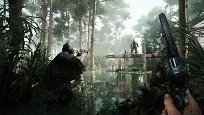 Hunt: Showdown leaves Xbox Game Preview, looks incredible on Xbox One X
