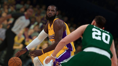 NBA 2K19 gameplay trailer shows off LeBron, Giannis and others