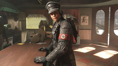 Germany lifts ban on swastikas in videogames | PC Gamer