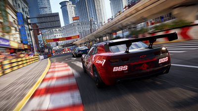Fan Favorite Racing Game GRID Returns to the Tracks After Five Years