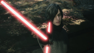 You Can Play as Kylo Ren in Devil May Cry 5 Thanks to PC Mod - IGN