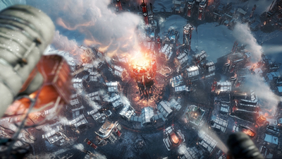 Acclaimed survival city-builder Frostpunk is heading to Xbox One and PS4 this summer