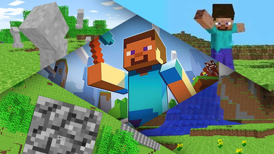 The Most Influential Games Of The 21st Century: Minecraft - GameSpot