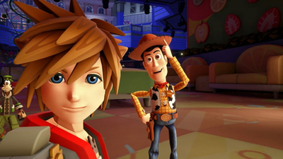 Kingdom Hearts III's Critical Mode Is Live
