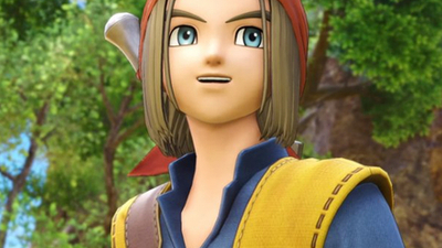 Dragon Quest XI Players Will Receive Dragon Quest VIII Skin for Free at Launch