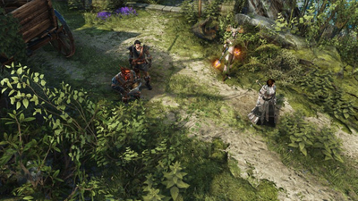 First Of Several Free 'Gift Bags' Patched Into Divinity: Original Sin 2 Today