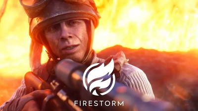 Battlefield 5 Firestorm Battle Royale Mode Detailed In New Trailer