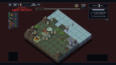Into The Breach originally had city building and tech trees, creators reveal