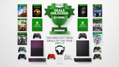 E3 2019 Xbox Sale: The Best Xbox One Game And Console Deals