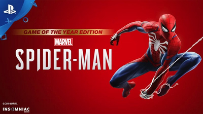 Spider-Man: Game Of The Year Edition Announced And Released