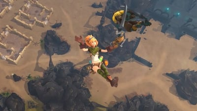 Battlerite Royale Gameplay Trailer Reveals a MOBA and Battle Royale Crossover