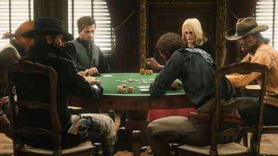 Red Dead Online Restricts Poker In Some Regions