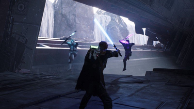 Star Wars Jedi: The Fallen Order gameplay preview video — EA gets serious about Star Wars