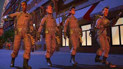 The Ghostbusters coming to Planet Coaster in bizarre DLC crossover