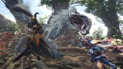 Monster Hunter World gets a free trial on PS4