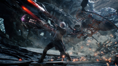 Devil May Cry 5 Director Hideaki Itsuno Seems To Be Working On A New Project