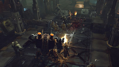 Warhammer 40,000: Inquisitor - Martyr adds its endgame Warzone | PC Gamer