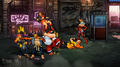 Streets of Rage 4 is coming