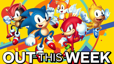 Out This Week: Sonic Mania Plus, Isle of Dogs, Far Cry 5: Lost on Mars