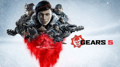 Gears 5's install size on Xbox One just under 60 GB