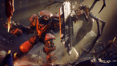 Anthem Was the Best-Selling Game in February 2019