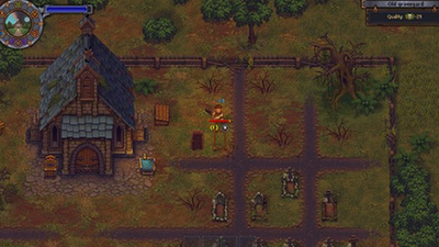 Graveyard Keeper Blue Points: How to Get Science