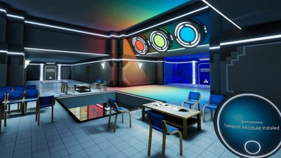 First-person puzzler The Spectrum Retreat is out today