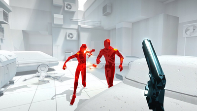 Superhot VR's sales on Oculus Quest are 300% higher than its 2016 Rift launch