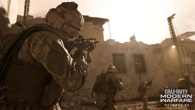Call Of Duty: Modern Warfare Doesn't Have Zombies Mode