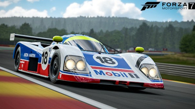 Forza 7 August Update: New Aston Martin AMR1 Spotlight Car, New Features and More