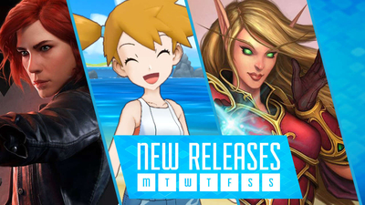 Top New Game Releases On Switch, PS4, Xbox One, And PC This Week -- August 25-31, 2019