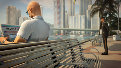 "IO Interactive Is ""Looking Ahead"" To a New Hitman Game, May Have Something New In Store Too"