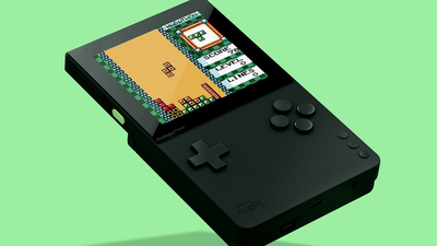 This $199 handheld will be the most decadent way to play Game Boy games
