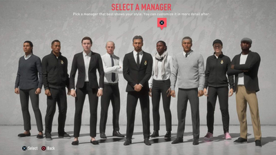 FIFA 20 has female managers for the first time
