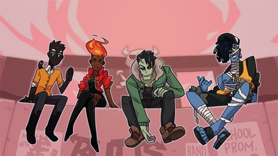 Monster Prom 2, a game about competitive monster dating, has easily blitzed its Kickstarter goal